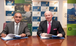 Gulf Air's Falconflyer Loyalty Programme and Europcar Partner to Reward their Members