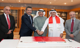 Gulf Air, BAC and GAA Celebrate National Day
