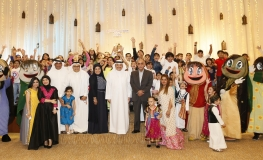 Gulf Air Hosts Annual Staff Gergaoun Celebrations