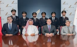 Gulf Air Achieves Total Bahrainisation for Second Officer Pilots