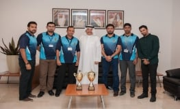 Gulf Air Cricket Team Returns Victorious from Manila