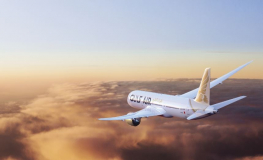 Gulf Air Deploys Boeing 787-9 Dreamliner on Manila Route
