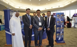 Gulf Air Participates in Saudi Aramco Travel Fair 2016