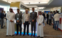 Gulf Air Participates in Saudi Aramco Travel Fair 2017