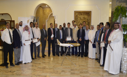 Gulf Air Recognises Top Travel Agents in Dammam