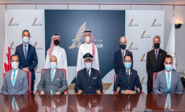 Gulf Air Rewards Front Liners