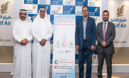 Gulf Air Supports Bahrain Red Crescent Society's Outreach Mission in Bangladesh