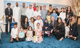 Gulf Air Supports Dreams Society with Childrens Initiative