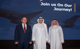 Gulf Air Unveils Strategy and Plans for 2018 and Beyond