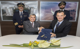 Gulf Air sign agreement with Etihad Aviation Training