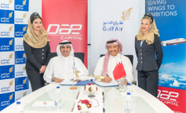 GulfAir-DAE Signing Ceremony