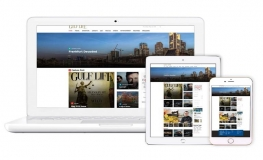 "Gulf Air Inflight Magazine ""Gulf Life"" Launches Mobile App and Website"