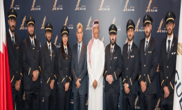 New Group of Bahraini Pilots Fly with Gulf Air