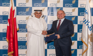 Gulf Air Appoints New CEO
